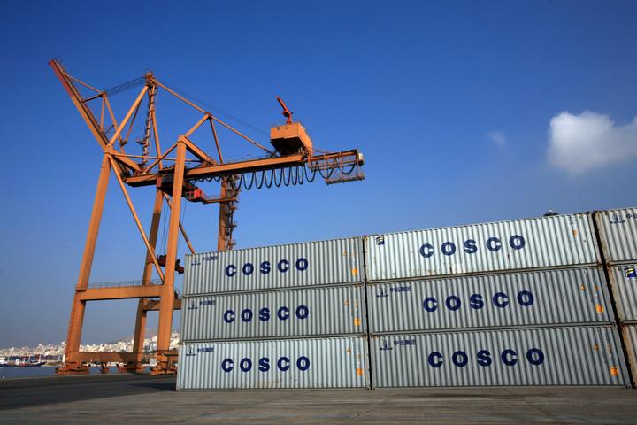 Συνεργασία Cosco Shipping Lines και Skyserv