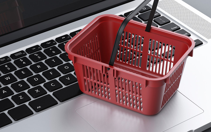 """""""Σαρώνουν"""" τα on line super market"""