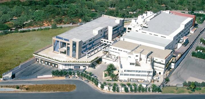 Είναι γεγονός: Χτίζεται καινούργιο εργοστάσιο