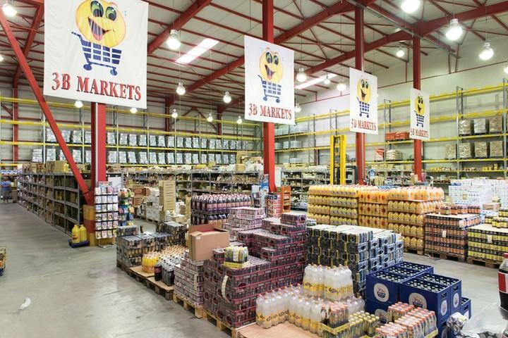 Πωλητήριο σε μια ακόμη ελληνική αλυσίδα supermarket