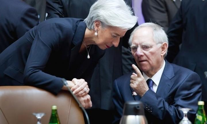Ο κύβος ερρίφθη- Με το ένα πόδι έξω από το ελληνικό πρόγραμμα το ΔΝΤ