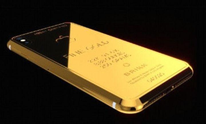 Ένα iPhone από... χρυσό