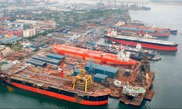 Το μεγάλο ξεκαθάρισμα στη ναυπηγική βιομηχανία