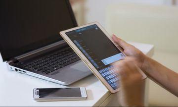 «Χαζεύουμε» και βλέπουμε τηλεόραση ή βίντεο από tablet, smartphone, laptop