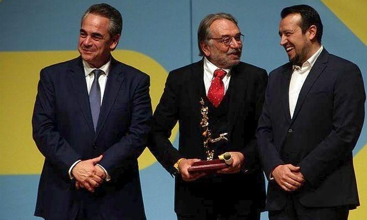 Ποιοι πήραν τα βραβεία επιχειρηματικότητας του ΕΒΕΑ