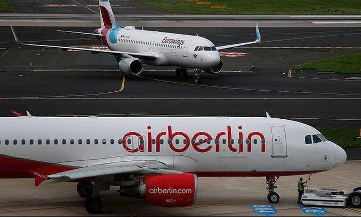 Η Lufthansa εξαγοράζει μέρος από τα φτερά της Air Berlin