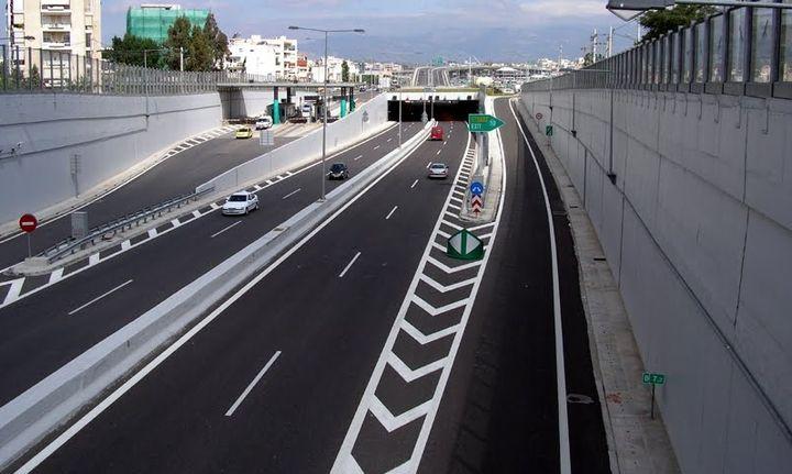 Κλειστή η έξοδος της Αττικής Οδού στη Μεταμόρφωση: Οδηγίες κατεύθυνσης