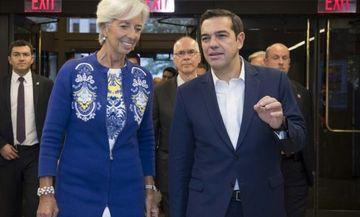 Τσίπρας - Λαγκάρντ συμφώνησαν τα συμφωνημένα
