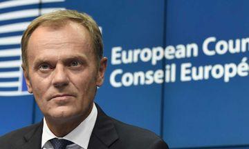 Μετά τους Μακρόν και Γιούνκερ η μεταρρύθμιση της ΕΕ διά χειρός Τουσκ