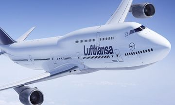 Lufthansa: Απογειώνεται με 24.922 πτήσεις/εβδομάδα σε όλο τον κόσμο