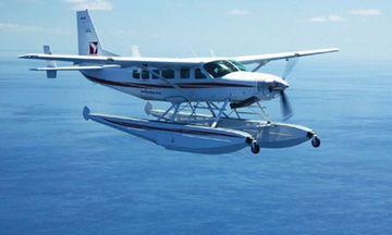 Η ιαπωνική Mitsui και η πρώτη πτήση υδροπλάνου στην Κέρκυρα