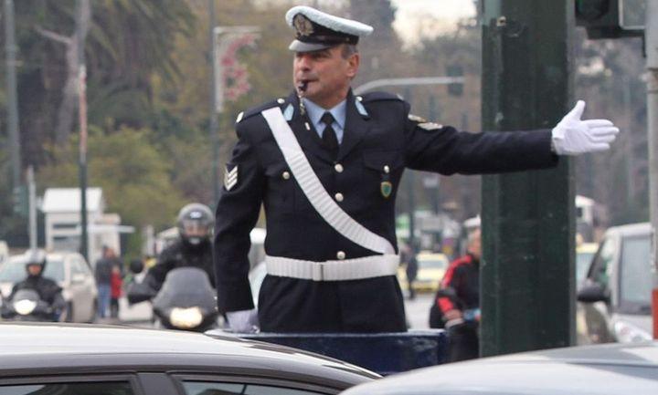 Κυκλοφοριακές ρυθμίσεις στην Αθήνα: Πώς θα πάτε και πώς