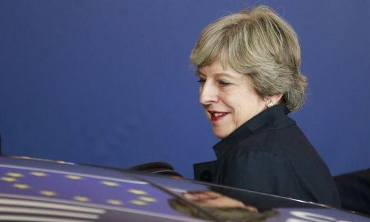 Τερέζα Μέι: Θέλω να μείνουν οι Έλληνες στη Βρετανία