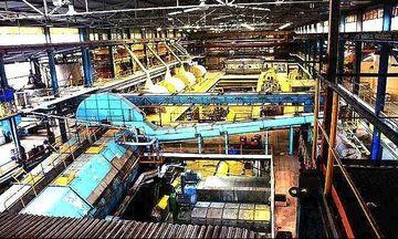 Αυξήθηκε ο κύκλος εργασιών στη βιομηχανία κατά 6,1% τον Αύγουστο