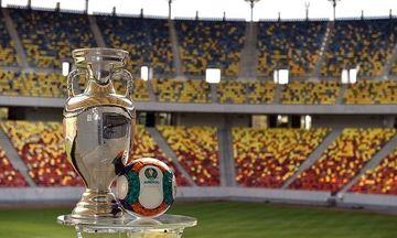 UEFA και Booking.com έδωσαν τα χέρια για το EURO 2020