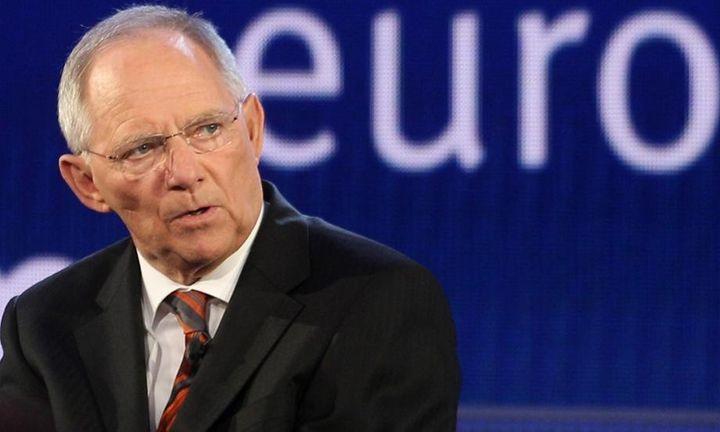 Β. Σοϊμπλε: Δεν θα χρειαστούν νέα μέτρα για τη ρύθμιση του χρέους