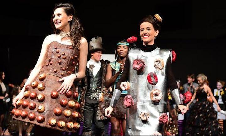 Σοκολάτα για να την γευθείτε και να τη... φορέσετε