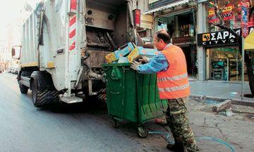 Βαρέα και ανθυγιεινά και σε αυτούς που δουλεύουν κοντά στα σκουπίδια