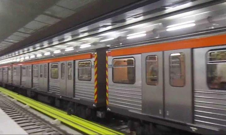 Χωρίς Μετρό από τις 9 το βράδυ έως τη λήξη της βάρδιας