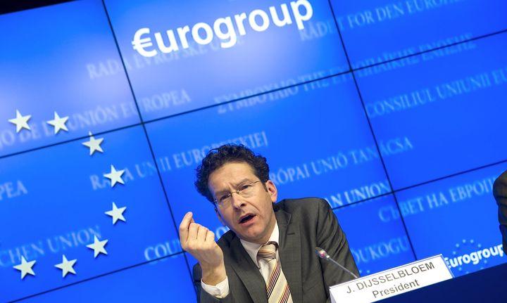 Προϋπολογισμός, τραπεζική ένωση και Ντάισελμπλουμ στο Eurogroup