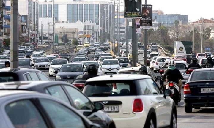 Μέσες εκπομπές CO2 από τα αυτοκίνητα μειωμένες κατά 30 % το 2030