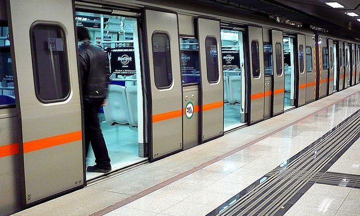 Στάση εργασίας αύριο στο μετρό