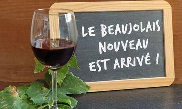 Οι φιάλες με τα νέα Beaujolais άνοιξαν...