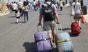 ΣΕΤΕ: Στα 435 ευρώ η μέση είσπραξη ανά επίσκεψη στην Ελλάδα