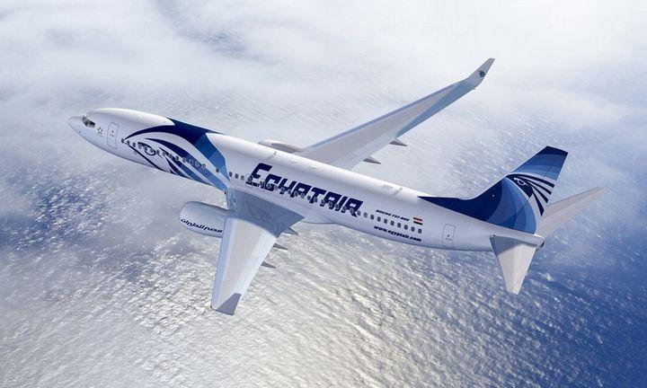 Deal της Egyptair στο Dubai Air Show