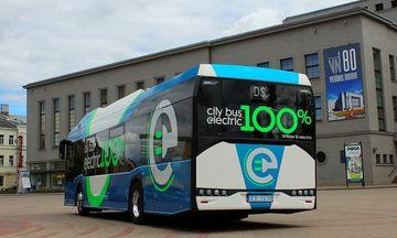 Τι υπέγραψε η ΔΕΗ με τη Solaris Bus για τρία χρόνια