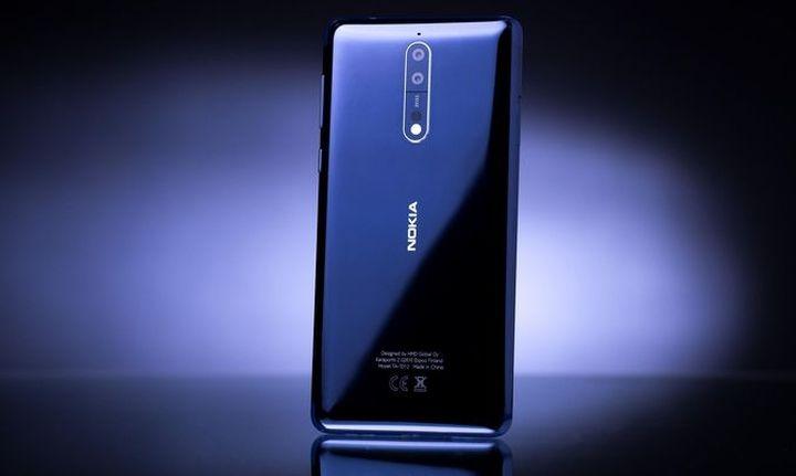 Nokia 8: τρεις παγκόσμιες πρωτιές στα Android smartphones
