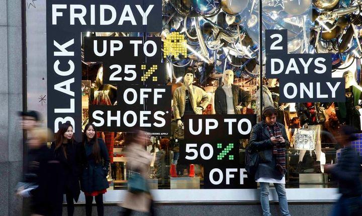 Black Friday: Είκοσι τρεις παραβάσεις σε 98 πολυκαταστήματα