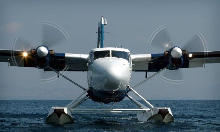 Στα λιμάνια θα «πετούν» τα υδροπλάνα