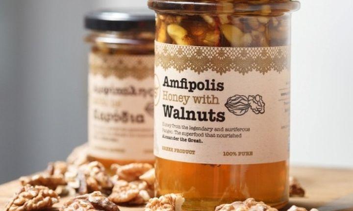 Καλύτερο φυσικό τρόφιμο το μέλι της «Μελισσοκομίας Αμφίπολης»