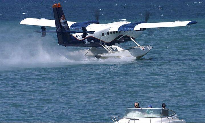 Hellenic Seaplanes και Petrichor: Eτοιμα για αποθαλάσσωση τα υδροπλάνα
