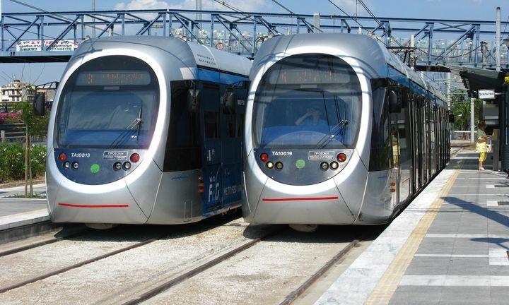 Tρίμηνη διακοπή της κυκλοφορίας του τραμ στο τμήμα Σύνταγμα - Λεωφ. Βουλιαγμένης, λόγω έργων
