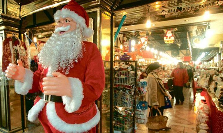 Πόσο στοίχισε στη χριστουγεννιάτικη αγορά η 7ετία της κρίσης