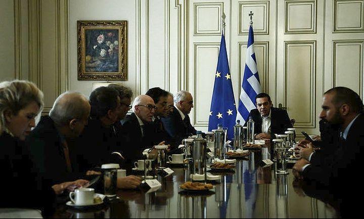 Στενή συνεργασία και «παρατηρητήριο» ζήτησε ο Αλ. Τσίπρας από την ΕΕΤ