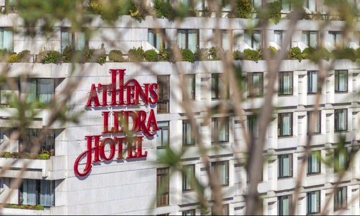 Ανακαινίζεται το ξενοδοχείο Athens Ledra