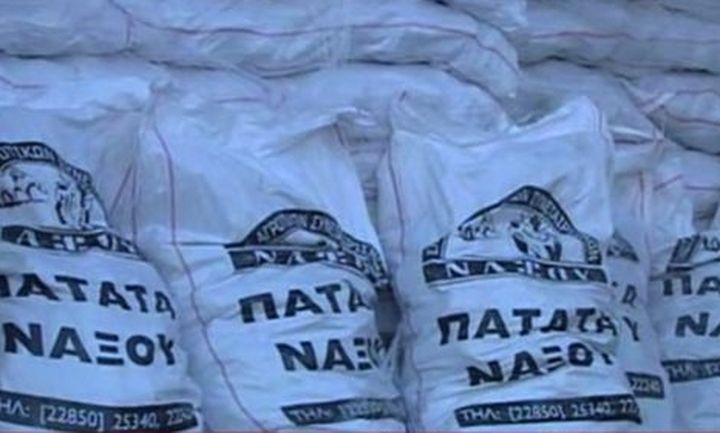 Η Επιτροπή Ανταγωνισμού ψάχνει τις πατάτες Νάξου