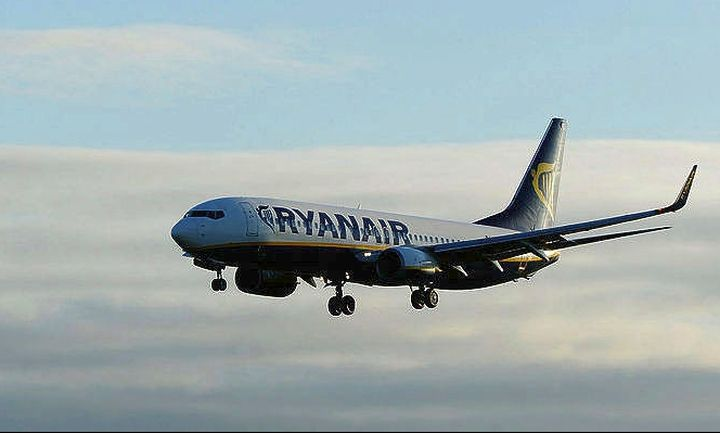 To νέο πέταγμα της Ryanair ξεκινά από τη Θεσσαλονίκη