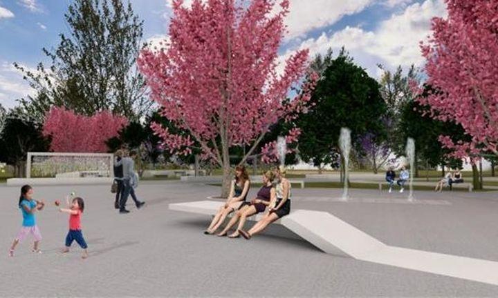 Αυτό είναι το σχέδιο για το νέο πάρκο στον Ελαιώνα