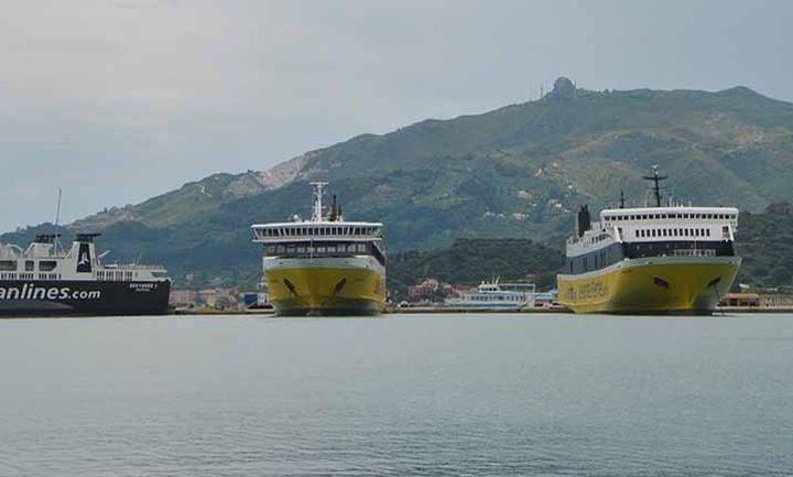 Aκτοπλοϊκή γραμμή θα ενώνει τα λιμάνια του Ιονίου