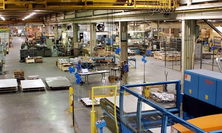 Σημαντική αύξηση του κύκλου εργασιών στη βιομηχανία
