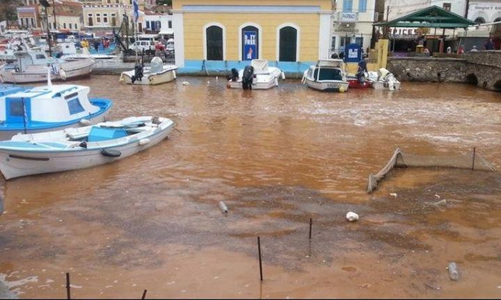 Στα 306 δισ. δολάρια οι ζημιές το 2017 από φυσικές καταστροφές