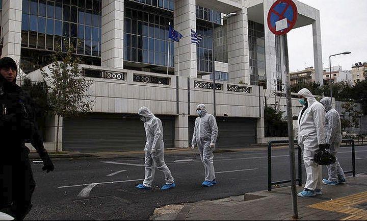 Έκρηξη βόμβας στο Εφετείο Αθηνών - Αναστέλλονται όλες οι λειτουργίες