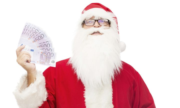 Οι φορολοταρίες, ο.... Άγιος Βασίλης και το έπαθλο των 10.000 ευρώ