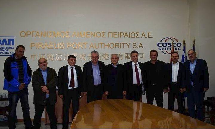 Nέα συλλογική σύμβαση εργασίας στον ΟΛΠ