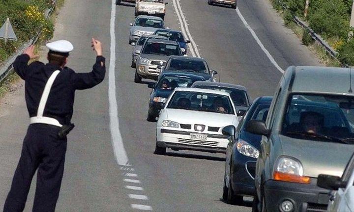Tα μέτρα της Τροχαίας για την Πρωτοχρονιά και συμβουλές της ΕΛΑΣ στους οδηγούς