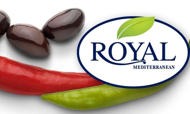 Επεκτείνεται εξαγωγικά η βιομηχανία τροφίμων Royal Mediterranean